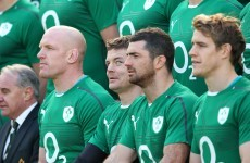 Caption competition: guess what BOD is thinking and win tickets to Italy game