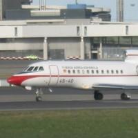 Jet carrying Spanish Prime Minister makes emergency landing in Dublin