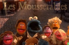 Here's the Sesame Street Les Mis parody everybody's raving about