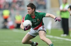 Four changes to the Mayo team to face Westmeath this weekend