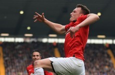 All the goals as Manchester United beat West Brom 3-0