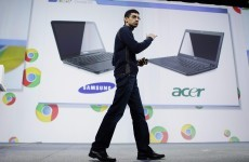 Google unveils 'Chromebook' laptops - starting at €14 per month