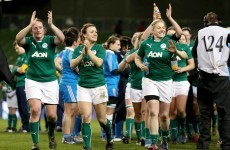 Irish rugby fans say goodbye to another legendary 13... Lynne Cantwell