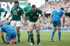 Murray expected to recover in time for Paris clash, but Healy a concern