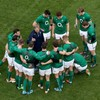 Schmidt aims to lift weight of Paris history off 'hardest working' Ireland squad