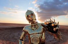 Star Wars characters dancing to Happy will give you a giggle