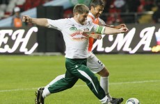 Chechen leader Kadyrov bags a hat-trick against footballing legends