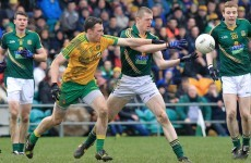 Last-gasp point keeps Donegal top of Division 2 as Monaghan and Galway win