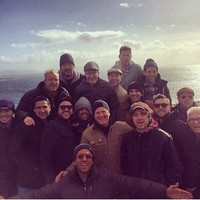 The Paul Rudd/Peter Dinklage stag party has been on a week-long tour of Ireland