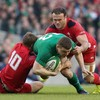 Letter To BOD - Brilliant gesture from Welsh rugby squad as they pay tribute to O'Driscoll