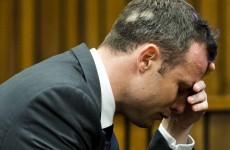 "Security guard says Pistorius told him ""everything is fine"""