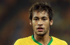The pressure's on Neymar at World Cup - Pele