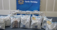 Here's what €2.5m worth of vacuum-packed cannabis looks like