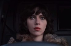 VIDEO: Your weekend movies... Under the Skin