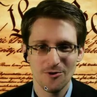 People tweeted wonderfully stupid questions to Edward Snowden's live webcast