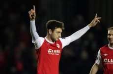 St Pat's, Sligo and Dundalk book spots in Setanta Cup semi-finals