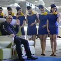 Japanese airline facing union turbulence over staff mini-skirts