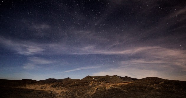 Your Clear March Skies Over The MacGillycuddy's Reeks Photo Of The Day