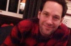 Paul Rudd was basically stalked by the whole of Ireland