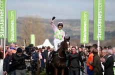 Ruby Walsh starts with a bang but insists there's a lot more to life than riding Cheltenham winners