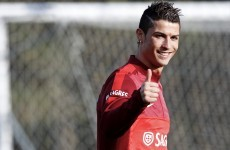 Sports film of the week: Cristiano Ronaldo - A Golden Year