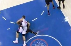 Suns Player ejected for punching Blake Griffin amid 37-point outburst