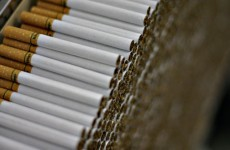 Man caught with illegal cigarettes, charged and jailed in one day