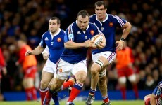 'This is not funny' - France prop Nicolas Mas walks out of press conference