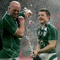Greatest hits: Brian O'Driscoll's finest international tries away from home