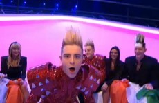 How Twitter reacted to Jedward's Eurovision debut