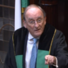 Chancer, scoundrel, handbagging and other words you're not allowed say in the Dáil