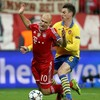 'Robben is good at getting something out of nothing, he's a good diver' - Wenger