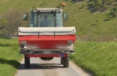 "Stuck behind a tractor? ""Give them a break,"" says Mayo County Council"