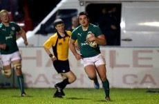 Three changes as Ruddock's Ireland U20s aim to ruin France's Grand Slam