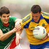 Roscommon put four goals past Mayo to claim comfortable Connacht U21 football win