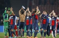 PSG see off Leverkusen to secure last-eight berth