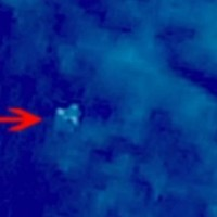 Satellite images of possible missing plane debris released by Chinese government
