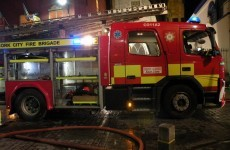 Two men die in Cork apartment block fire, two others rescued