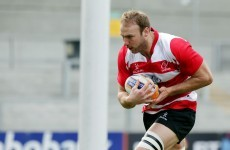 Stephen Ferris back on the bench for Ulster after injury layoff since November 2012
