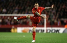 Daniel Agger: Liverpool can handle title pressure