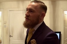 'Conor is a natural' - McGregor documentary premieres tonight