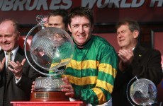 Geraghty's joy is McCoy's pain again in World Hurdle