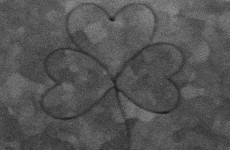 Irish scientists etch the tiniest shamrock you will ever see*