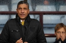 Chris Hughton 'disappointed' to be only black manager in top four divisions