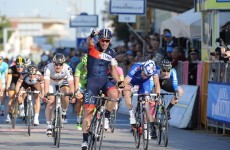 Sam Bennett makes statement with fourth place in Tirreno-Adriatico