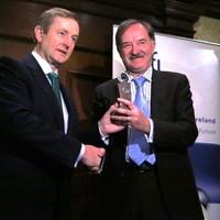 Taoiseach awards St. Patrick's Day science medal to Irish scientist