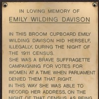 How Tony Benn erected a secret plaque in a Westminster broom cupboard