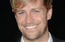 Here's what Kian Egan would eat as his death row meal... it's The Dredge