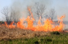 Farmers warned not to start fires on their land