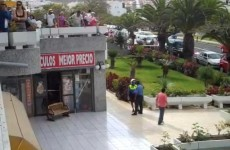 Man decapitates British woman in Tenerife and 'carries her head through the streets'